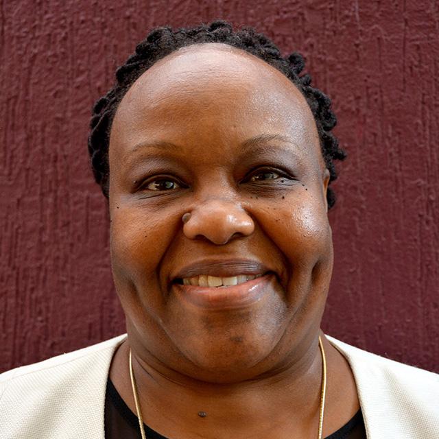 Ms. Harriet Omoding